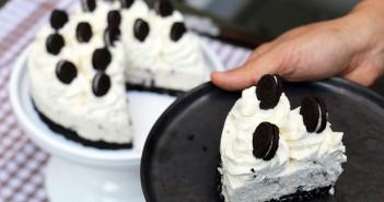 cheesecake oreo recette