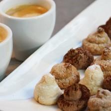 amaretti pour le café par Hervé Cuisine