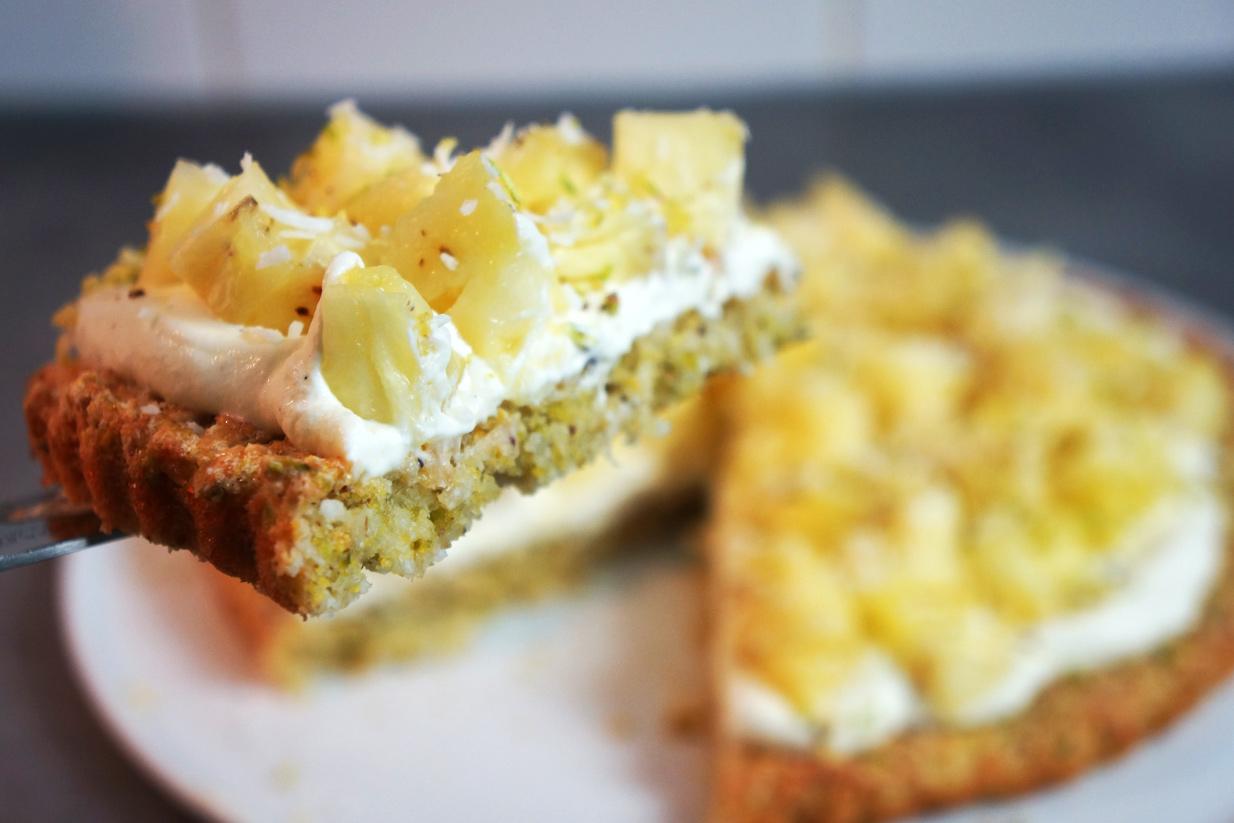 G teau des les coco ananas vanille for Chambre 13 vanille et citron