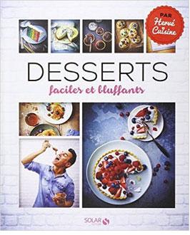 livre hervé cuisine desserts