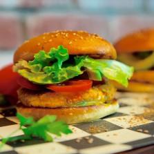 Recette facile des burgers maison avec herv cuisine - Herve cuisine hamburger ...