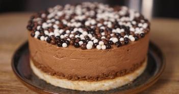 Recette Du Gateau Royal Chocolat Facile Hervecuisine Com