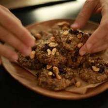 cookies sans cuisson hervé cuisine