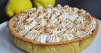 Meilleure recette de tarte au citron meringu e en vid o - Tarte aux citrons meringuee facile ...